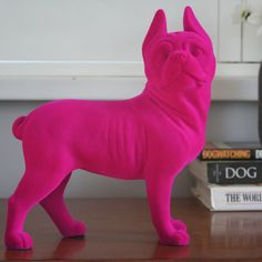 Frank in pink by JohnnyEgg on Etsy