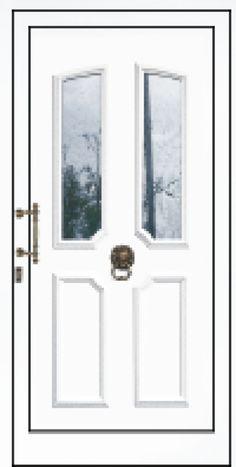 Haustüren weiß landhausstil  Historische Gründerzeit Haustür