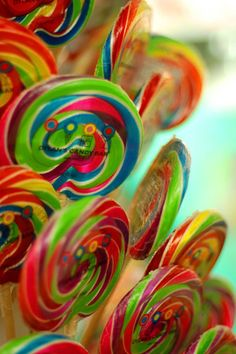 Candy stores around the world