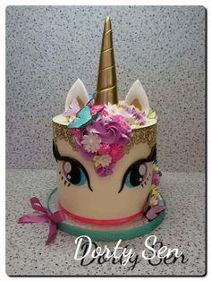 Unicorn Cake - cake by Alena Boháčová - Dorty Sen