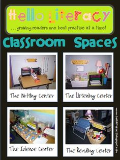 Classroom Spaces