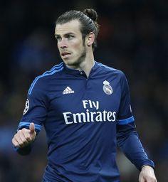 Gareth Bale, attaquant pour l'équipe du Pays de Galles