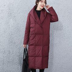 Brand 2019 Real Fur Coat Winter Jacket Women Long Parka Silver Parkas Mongolia Sheep Fur Duck Down Coat Thick Warm Streetwear Women's Clothing