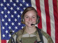 1st Lt. Ashley White   Alliance soldier KIA Oct 2011