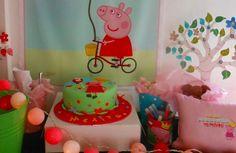 Το πάρτι της Μελίτας με θέμα Πέππα το γουρουνάκι