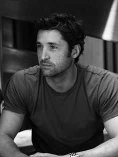The amazing Patrick Dempsey from his exclusive Entertainment Weekly photo shoot in October The handsome Grey's Anatomy actor is.