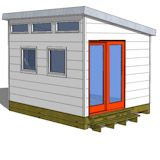 Storage Shed Plans and DIY Shed Plans from Icreatables