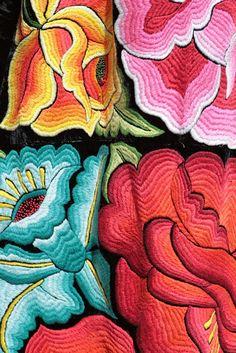 Oaxacan Embroidery