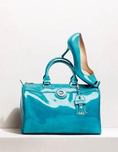 Popular Portable Longchamp Eiffel Tower Bags Graphite Blue