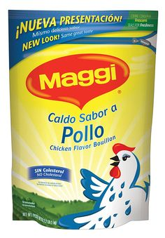 Maggi Bouillon Granulated Chicken, 2.2 Pound (Pack of 6) >>> Don't get left behind, see this great product : Fresh Groceries