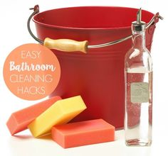 EASY BATHROOM CLEANING HACKS - this article is from the Kids Activities Blog team and written within a working relationship with eBay.
