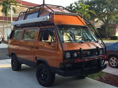 Image result for vanagon naht rack