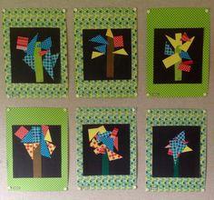 Papertree Collagetræer