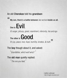Evil vs.Good