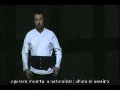 "Carlos Álvarez - ""Mi si affaccia un pugnal"" de Macbeth de Verdi (sub. es..."