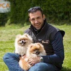 Alex King of Paws is Head of training and rehabilitation at DSPCA