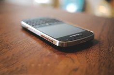 Blackberry Bold 9900 work fone