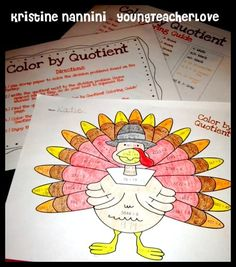 Thanksgiving Math Games, Centers, Activities, and A November Currently Party Printable Math Games, Division Activities, Student Centered Learning, Thanksgiving Math, Teaching Math, Teaching Activities, Teaching Ideas, Common Core Math Standards, Third Grade Math