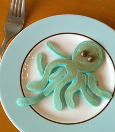 Have Fun With Pancakes: We're big fans of getting creative with pancakes, so whip up some batter, grab some food coloring, and let your kids go crazy (with some adult oven supervision, of course).   Photos courtesy of Jim's Pancakes