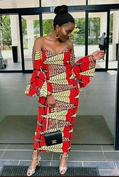 Love this design and you want to make for yourself? Are you a designer In need Of a tailor to work with ? Call or whatSapp Gazzy Fashion Consults on 2348144088142 Ankara Styles For Women, Beautiful Ankara Styles, Kente Styles, African Dresses For Women, African Print Dresses, African Attire, African Wear, African Women, African Prints