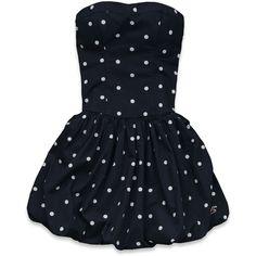 Bay Park Dress - Hollister Co. - Polyvore