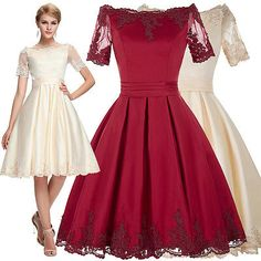 Homecoming-Short-Mini-Prom-Cocktail-Dresses-Evening-Gown-Party-Bridesmaid-Formal