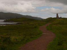 Ardvreck Castle (Highlands - Scotland)