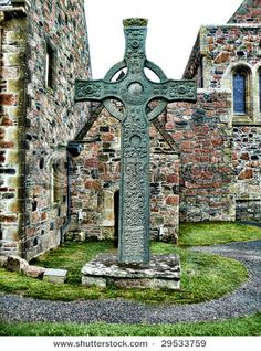 Iona at the Abbey-Also see the Abbey from inside-no words are needed when the heart talks to God here--
