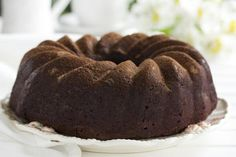 Super quick 10-minute microwave Chocolate Cake recipe