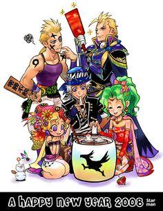 25 Best Edgar And Terra Images Videogames Final Fantasy Vi Final