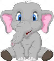 Resultado De Imagen Para Elefante Caricatura Con Imagenes