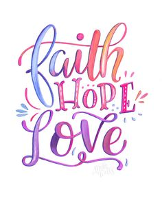 The outrage over children being separated from their parents at the border has me thinkin Brush Lettering Quotes, Calligraphy Quotes, Watercolor Lettering, Pink Quotes, Color Quotes, Inspirational Quotes Background, Get Closer To God, Words Of Hope, Bible Knowledge