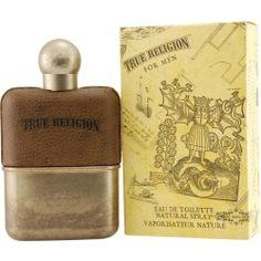 True Religion is een herengeur met noten van onder andere mos, patchouli, viool blad, citrus en leder