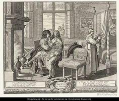 The Five Senses, Touch (c. 1645)