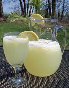 """Fresh Squeezed Lemonade: """"I make this all summer long. It doesn't last long."""" -Dib's"""