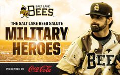 Nominate your Military Hero | Salt Lake Bees Fans
