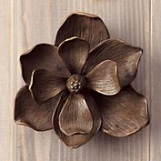 Magnolia Door Knocker