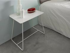 GEMMA Comodino by Altinox Minimal Design design Majo Tumini