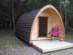 What is a Camping Pods