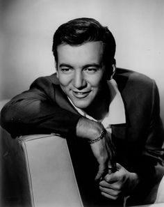 Today in 1959 Bobby Darin was at No.1 on the UK singles chart with 'Dream Lover'.