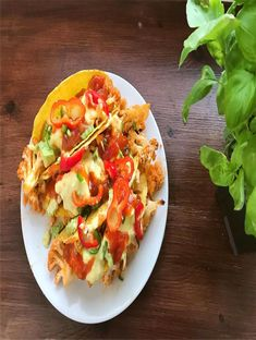 Find and share everyday delicious and quick recipes. Perfect food and drink ideas Recipe T, Taco Recipe, How To Make Cheese Sauce, Cauliflower Tacos, Organic Recipes, Ethnic Recipes, Cooking Sauces, Rice Vinegar, Perfect Food