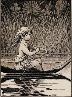 Tommelise : frit efter H.Chr. Andersen (1892)