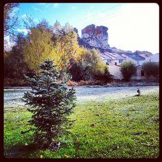 #myinstagram365proyect día015 #aguilardecampoo #helada #frozen #otoño #fall #autumn #igerscyl #igerspalencia