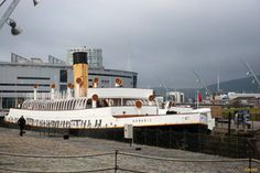 SS Nomadic in Belfast Northern Ireland