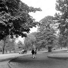 Hipsterless Brooklyn: Vintage Photos From a Vanished World | LIFE.com Prospect Park, Brooklyn 1946.
