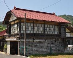 昭和 を感じる家