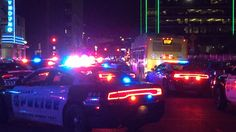 DALLAS -- Dallas Police Department sources tell News 8 at least two DPD officers were shot in downtown Dallas by a shooter at a protest in downtown Dallas of officer-involved shootings across the country.