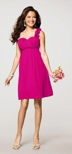Style 7138 - Bridesmaid Dresses at Weddington Way ~ Bridesmaid Dress Shopping Made Simple and Social, $159