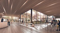 Gallery of This Copenhagen Diabetes Center Connects Patients to Nature - 4