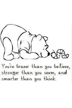 Winnie the Pooh... 😍